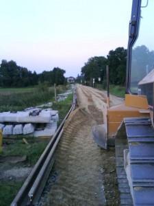 Umbau statt Ausbau: Neuer Untergrund Dorfen- Thann Matzbach