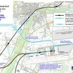 """Die """"Zeitler-Kurve"""" zum Flughafen München mit verändertem Verlauf des Erdinger Ringschlusses"""
