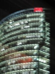 der Bahntower in Berlin am Potsdamer Platz: Hier entscheiden die Manager über Mühldorf- München
