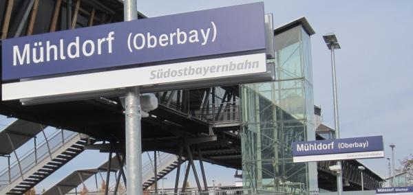 Südostbayernbahn Mühldorf