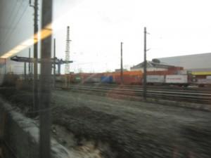 die Österreicher sind längst fertig- mit dem Bau des 3. Gleises von Salzburg zur Landesgrenze