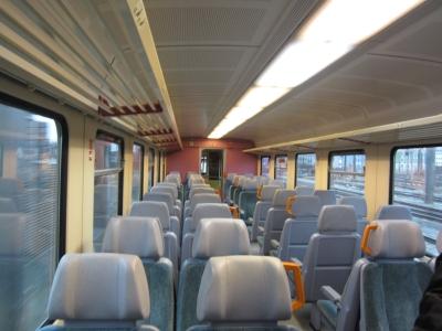 Besonders im Sommer ein Ärgernis: Die 120 km/h langsamen, unklimatisierten Pendlerzüge zwischen Mühldorf u. München