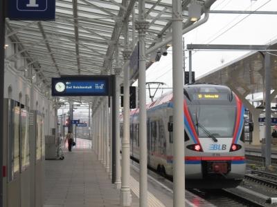 S- Bahn Salzburg