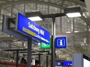 Die Bahn- Anbindung Mühldorf- Freilassing- Salzburg ist nicht mehr zeitgemäß