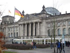 Verkehrspolitik im Berliner Reichstag