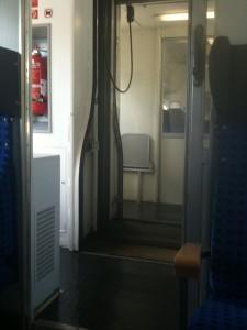 Fahrgefühl wie in einem Entwicklungsland: In manchen Wägen der Südostbayernbahn