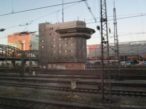 am Münchner Hauptbahnhof war vorübergehend kein Zugverkehr möglich